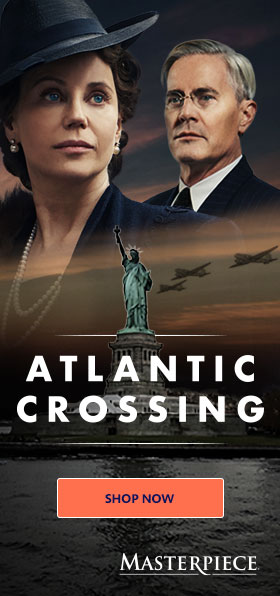Masterpiece: Atlantic Crossing DVD