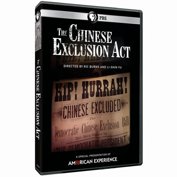 The Chinese Exclusion Act Dvd Shop Pbs Org