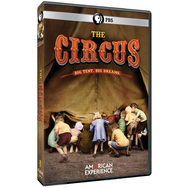 American Experience The Circus Dvd Shop Pbs Org