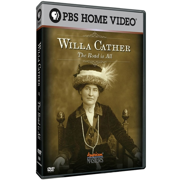 American Masters Willa Cather The Road Is All Dvd Shop Pbs Org