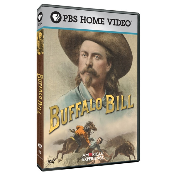 What Genre Is Warriors Into The Wild: American Experience: Buffalo Bill DVD