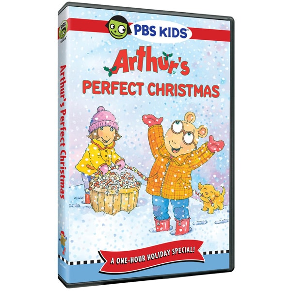 Arthur\'s Perfect Christmas DVD | Shop.PBS.org