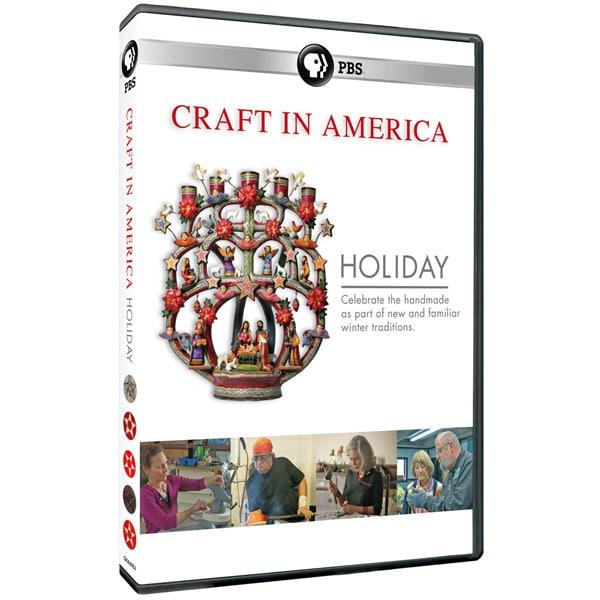 Craft in America: Holiday (Season 5) DVD