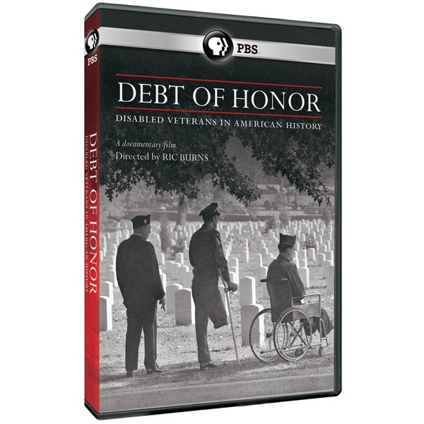 Debt of Honor: Disabled Veterans in American History DVD