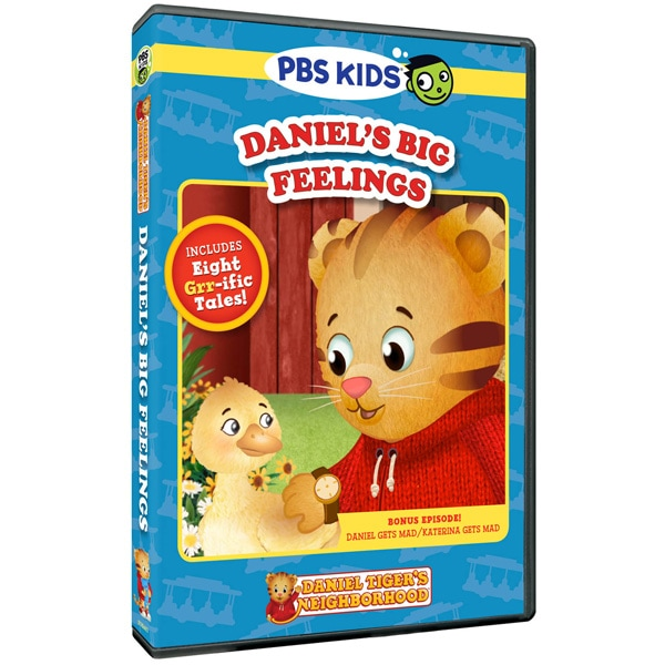 Daniel Tiger\'s Neighborhood: Would You Be Mine? DVD | Shop.PBS.org