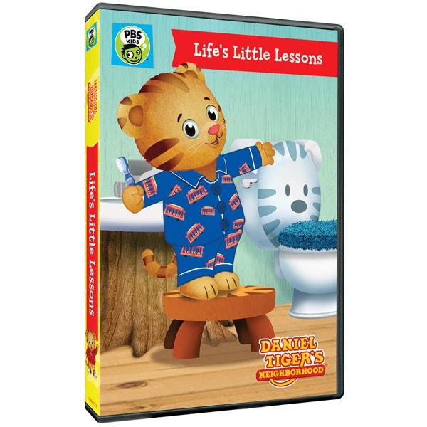Daniel Tiger S Neighborhood Life Little Lessons Dvd