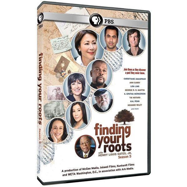 Purchase Finding Your Roots: Season 5