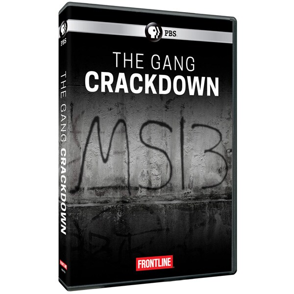 FRONTLINE: The Gang Crackdown DVD   Shop.PBS.org
