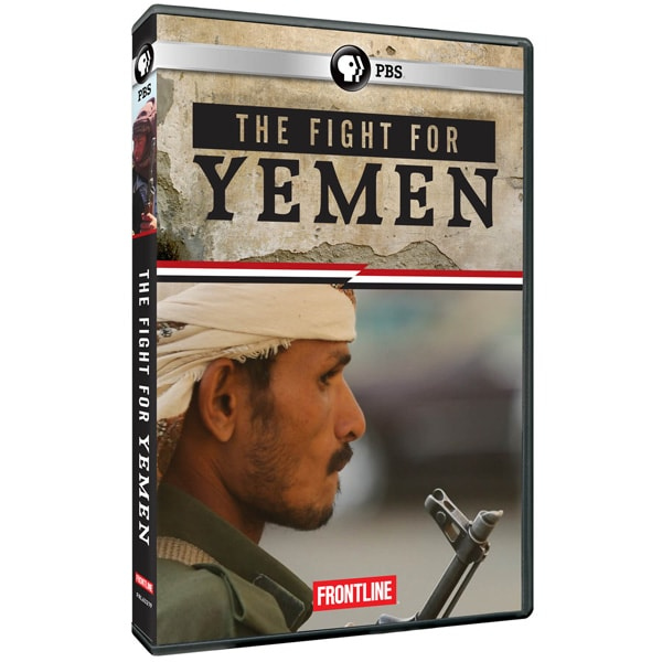 FRONTLINE: The Fight for Yemen DVD