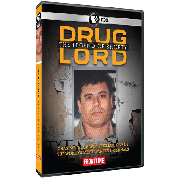 FRONTLINE: Drug Lord: The Legend of Shorty DVD