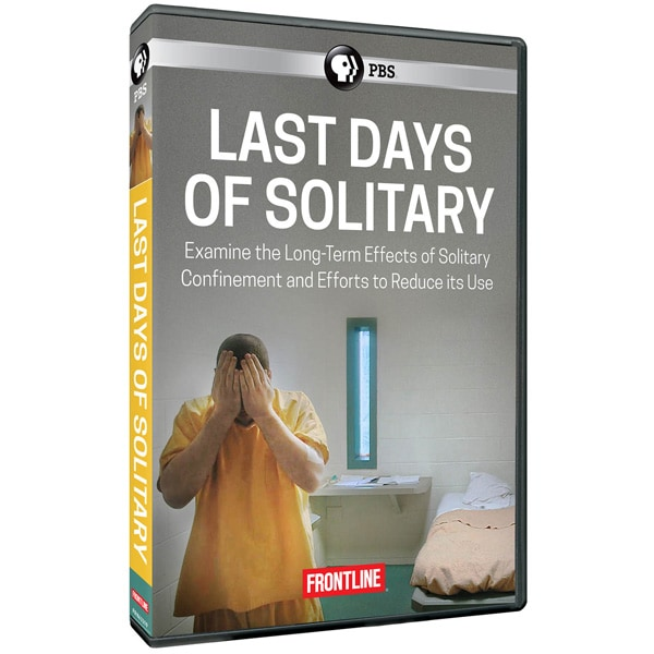 FRONTLINE: Last Days of Solitary DVD   Shop.PBS.org