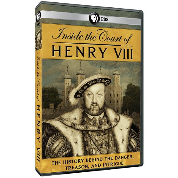 Purchase Inside the Court of Henry VIII