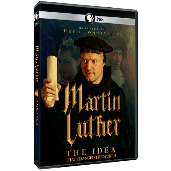 Purchase Martin Luther: The Idea that Changed the World