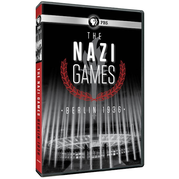 Purchase The Nazi Games - Berlin 1936