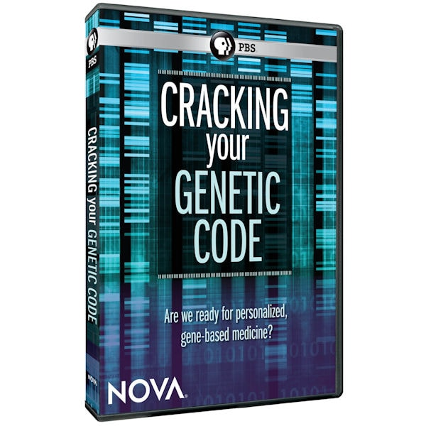NOVA: Cracking Your Genetic Code DVD ...