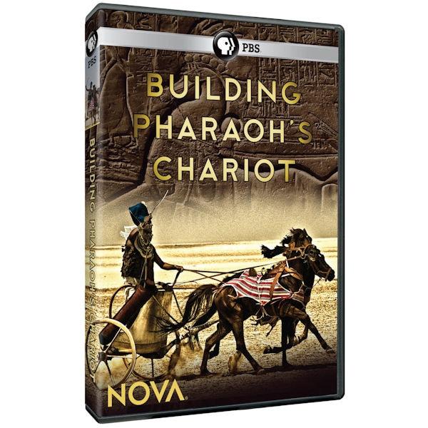NOVA: Building Pharaoh's Chariot DVD