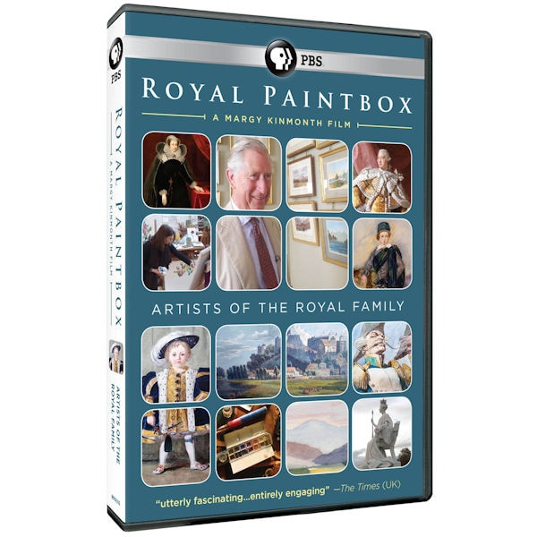 Purchase Royal Paintbox