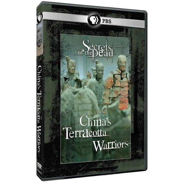 Secrets of the Dead: China's Terracotta Warriors DVD