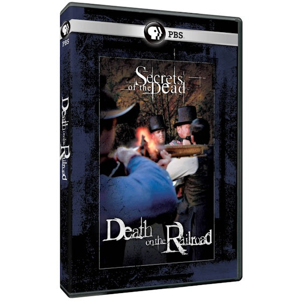Secrets of the Dead: Death on the Railroad DVD