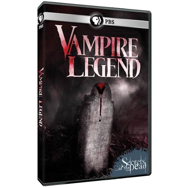 Secrets of the Dead: Vampire Legend DVD