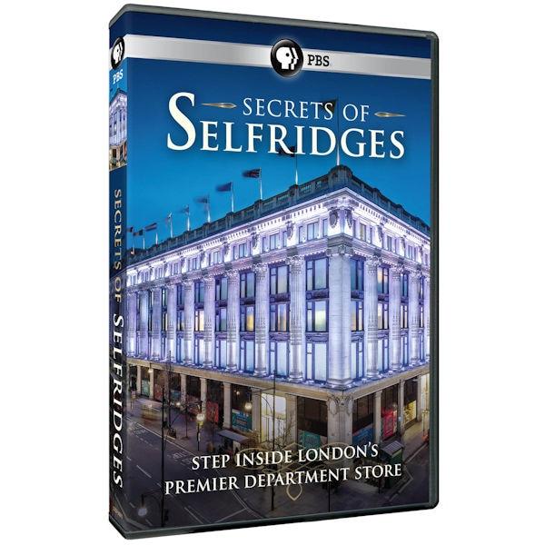 Purchase Secrets of Selfridges