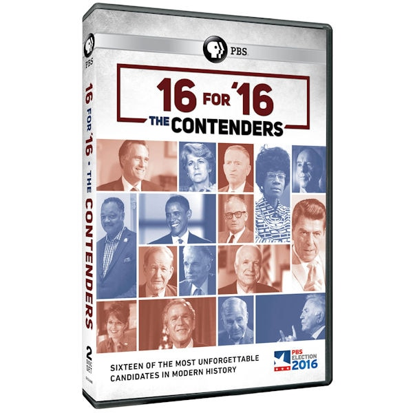 Purchase 16 for '16 – The Contenders