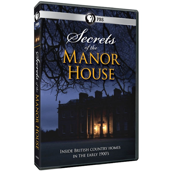 Purchase Secrets of the Manor House