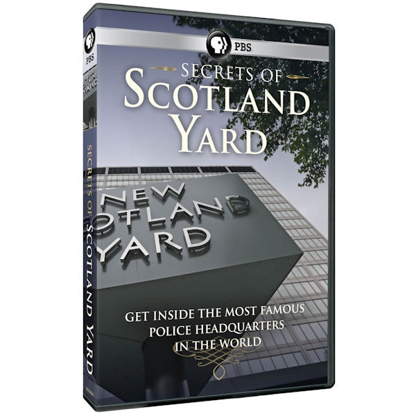 Purchase Secrets of Scotland Yard