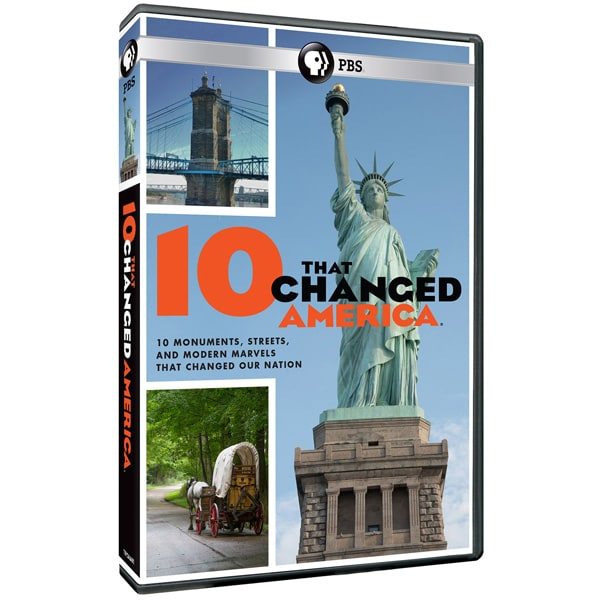 Purchase 10 That Changed America