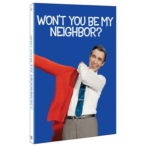 Won T You Be My Neighbor Mister Rogers Documentary 2018 Dvd Shop Pbs Org