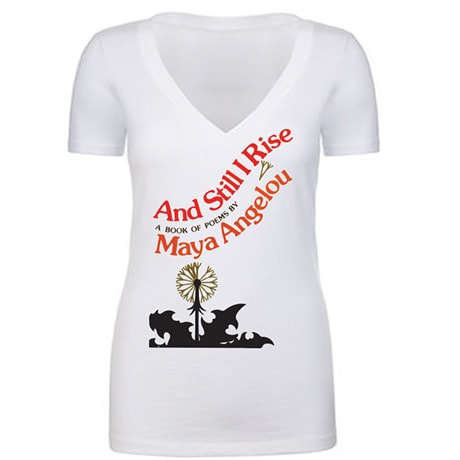 And Still I Rise Women's Fitted T-Shirt