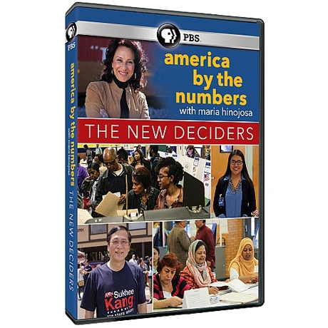 America By The Numbers - The New Deciders DVD
