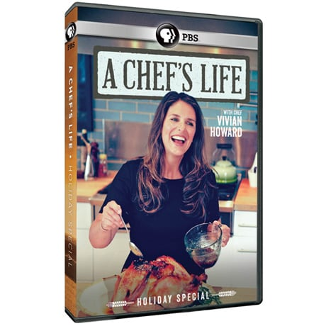 A Chef's Life Holiday Special DVD