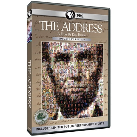 Ken Burns: The Address - Educators' Edition DVD