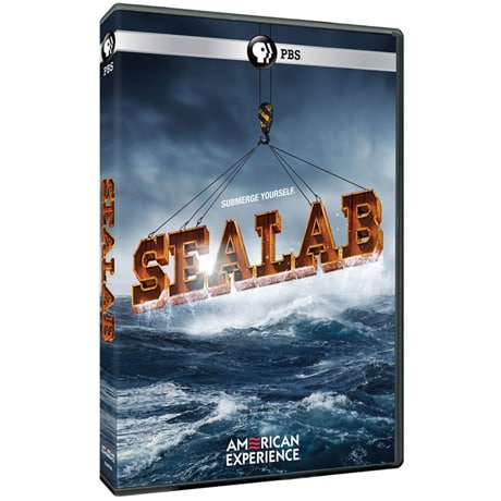 American Experience: Sealab DVD
