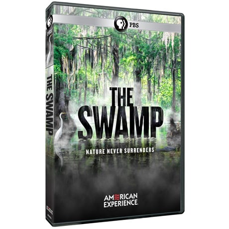 American Experience: The Swamp DVD