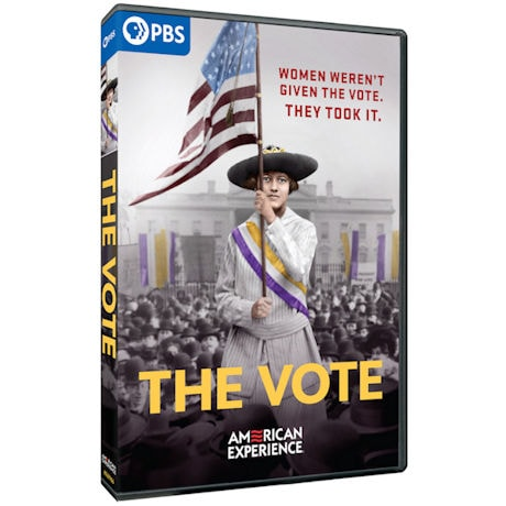 American Experience: The Vote DVD