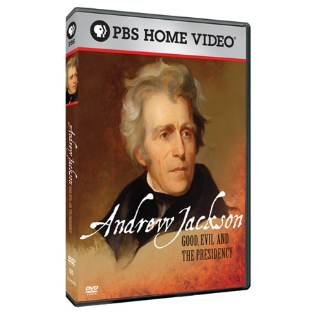 Andrew Jackson: Good, Evil and The Presidency DVD