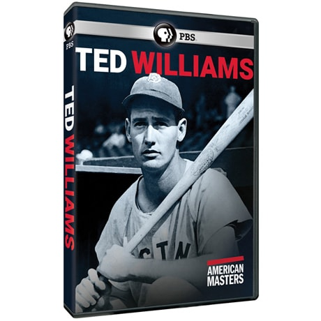 American Masters: Ted Williams DVD