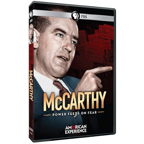American Experience: McCarthy DVD