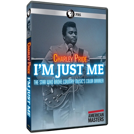 American Masters: Charley Pride: I'm Just Me DVD