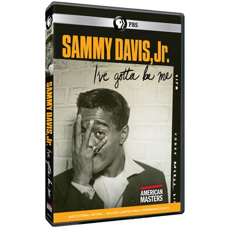 American Masters: Sammy Davis Jr.: I've Gotta Be Me - Institutional Edition DVD