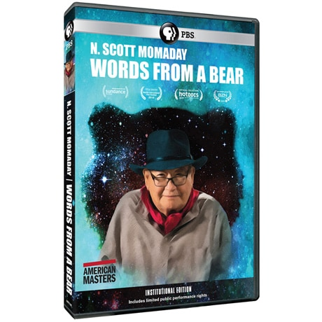 American Masters: N. Scott Momaday: Words from a Bear (Institutional Edition) DVD
