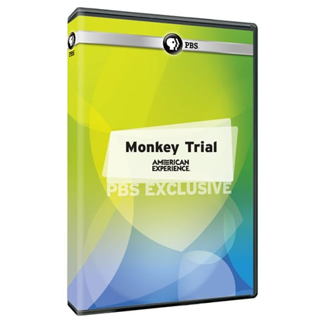 American Experience: Monkey Trial DVD