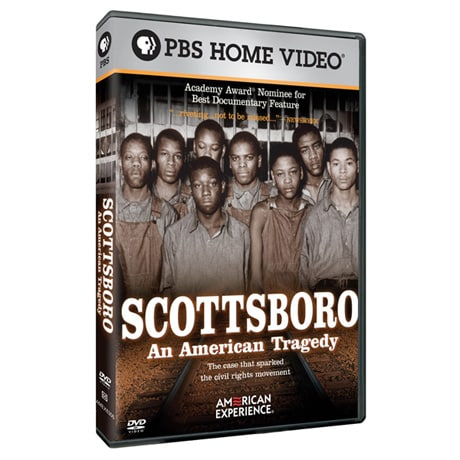 American Experience: Scottsboro: An American Tragedy DVD