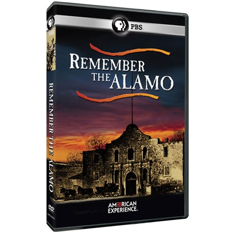 American Experience: Remember the Alamo DVD