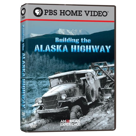 American Experience: Building the Alaska Highway DVD