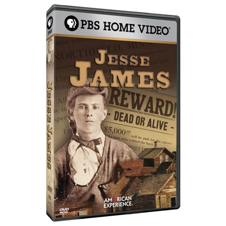 American Experience: Jesse James DVD