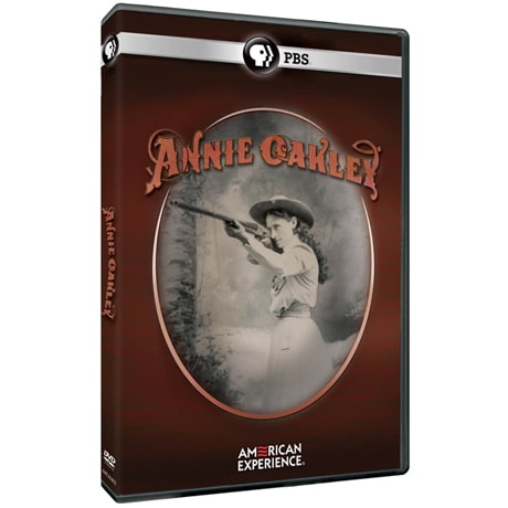 American Experience: Annie Oakley DVD