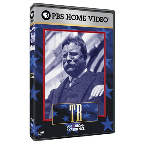 American Experience: TR, The Story of Theodore Roosevelt DVD
